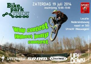 whip en highest jump contest!
